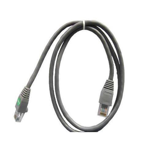 iMicro C6M-3-GYB Cat6 3ft UTP Molded Patch Cable (Gray)