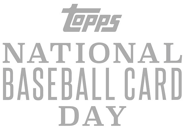 Topps National Baseball Card Day