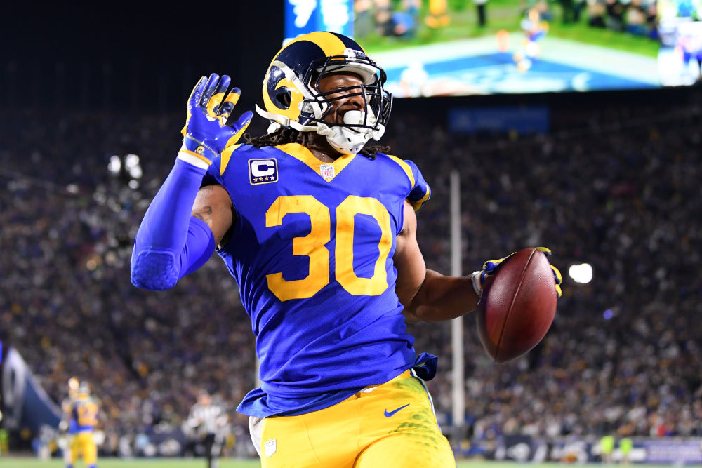 Where can I find Rams Super Bowl Gear in Orange County?