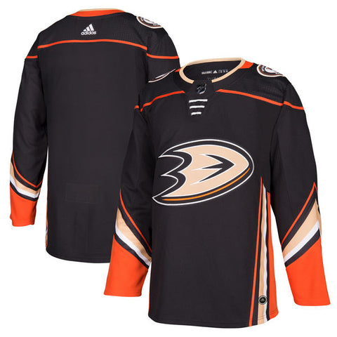 Anaheim Ducks Authentic Home Adidas Jersey
