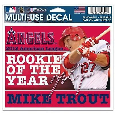 Los Angeles Angels Mike Trout Nation Bobblehead