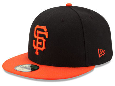 San Francisco Giants Authentic 59Fifty Road Game Cap