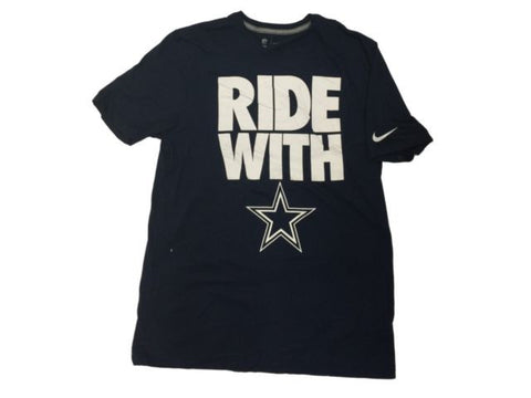 Dallas Cowboys Ride with the Star Nike Shirt