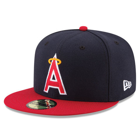 California Angels 1972-88 Cooperstown 59FIFTY Cap