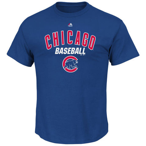 Chicago Cubs Cooperstown Logo Shirt