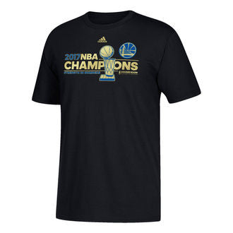 Golden State Warriors 2017 Champions Lockeroom Shirt