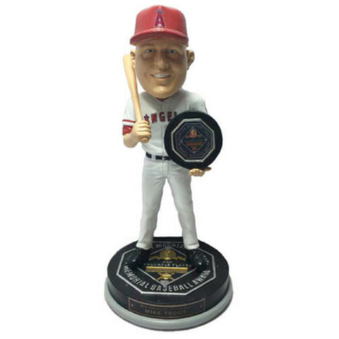 Los Angeles Angels Mike Trout 2016 MVP Bobblehead