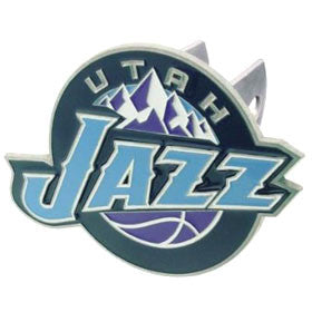 Utah Jazz Logo Trailer Hitch Cover