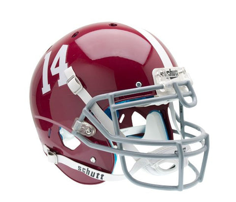 Alabama Crimson Tide Schutt XP Authentic Full Size Helmet