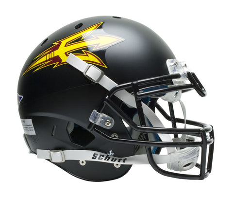 Arizona State Sun Devils Schutt XP Authentic Full Size Helmet