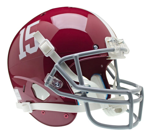 Alabama Crimson Tide Helmet Schutt Full Size XP Replica #15