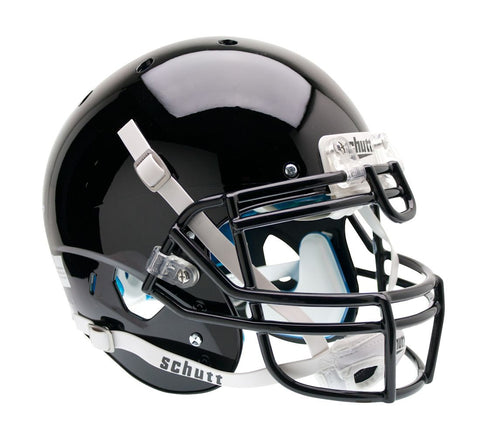 Army Black Knights Schutt Authentic XP Full Size Helmet - Black Alternate Helmet