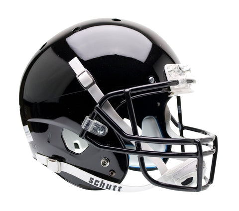 Army Black Knights Schutt XP Full Size Replica Helmet - Black Alternate Helmet #1