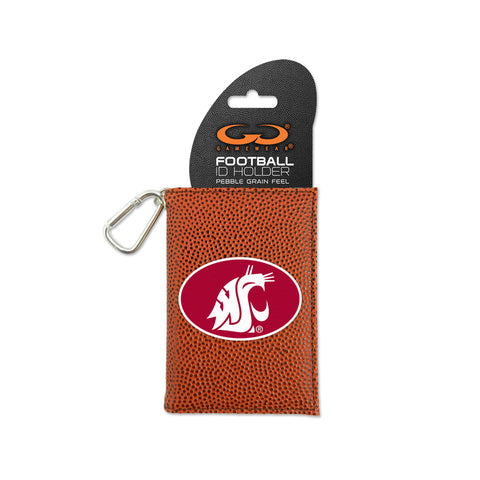 Washington State Cougars Classic Football ID Holder