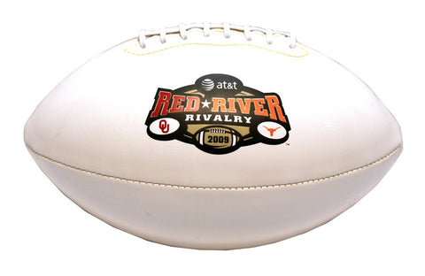 Oklahoma Sooners Texas Longhorns Football 2009 Red River Rivalry