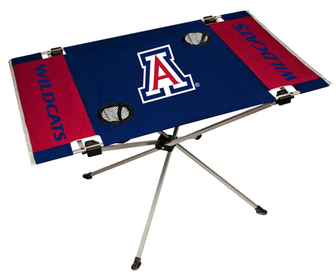 Arizona Wildcats Table Endzone Style