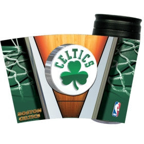 Boston Celtics Insulated Travel Mug