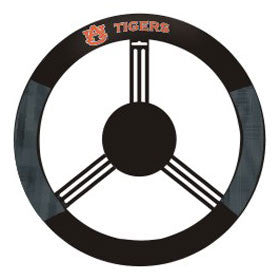 Auburn Tigers Steering Wheel Cover - Mesh