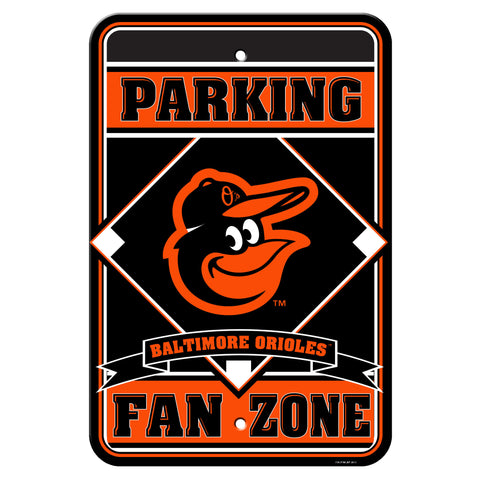 Baltimore Orioles Sign Parking Sign 12x18""