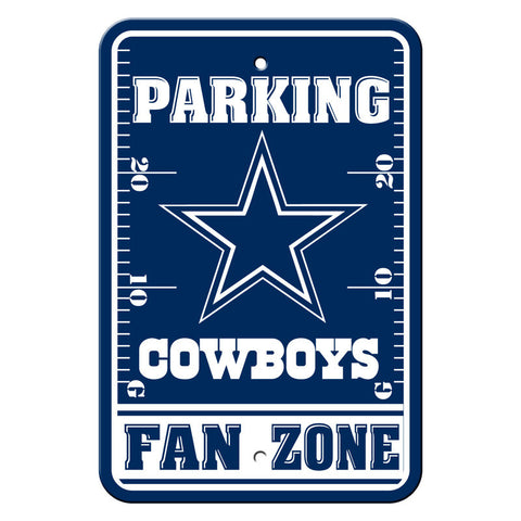 Dallas Cowboys Sign Parking Sign 12x18""
