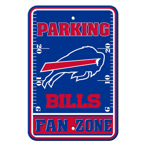 Buffalo Bills Sign Parking Sign 12x18""