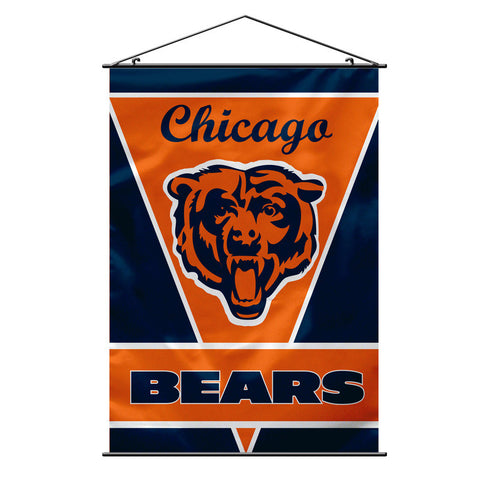 Chicago Bears Banner 28x40 Premium