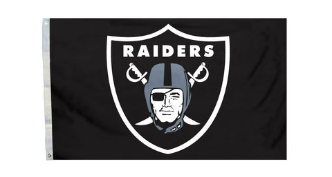 Oakland Raiders All Pro 3x5' Flag