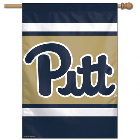 Pittsburgh Panthers Banner 28x40 Vertical