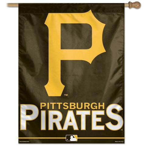Pittsburgh Pirates Banner 27x37