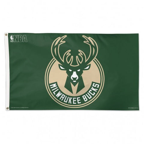 Milwaukee Bucks - 3'x5' Deluxe