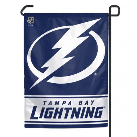 Tampa Bay Lightning Garden Flag 11x15""