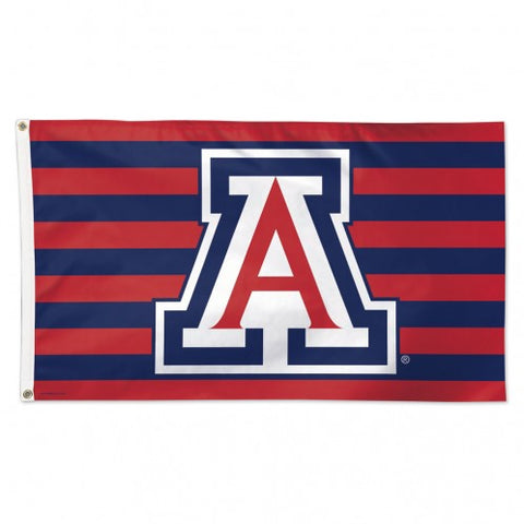 Arizona Wildcats Deluxe 3x5 Americana Flag