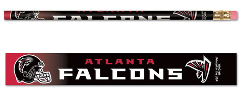 Atlanta Falcons Pencil 6 Pack