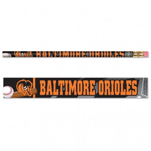 Baltimore Orioles Pencil 6 Pack
