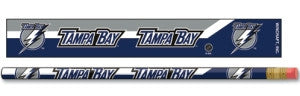 Tampa Bay Lightning Pencil 6 Pack