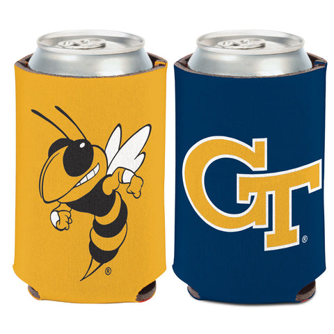 Georgia Tech Yellow Jackets Can Cooler