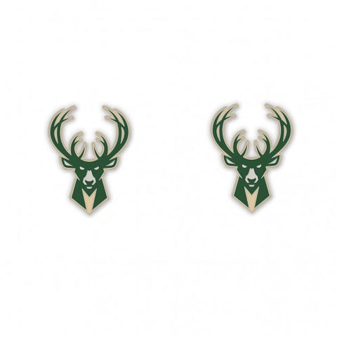 Milwaukee Bucks Earrings - Wincraft