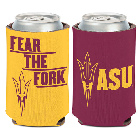 Arizona State Sun Devils Can Cooler Slogan Design