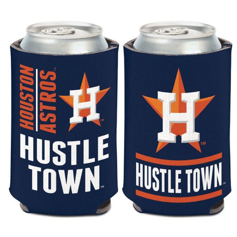 Houston Astros Can Cooler Slogan Design