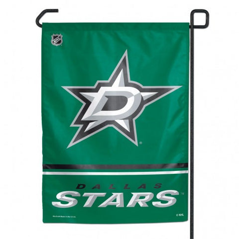 Dallas Stars Garden Flag 11x15""