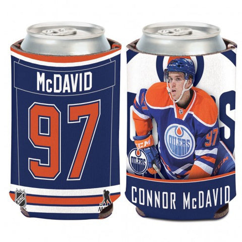 Edmonton Oilers Connor McDavid Can Cooler