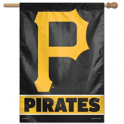 Pittsburgh Pirates Banner 28x40 Vertical