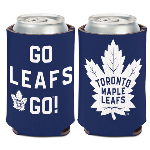 Toronto Maple Leafs Can Cooler Slogan Design
