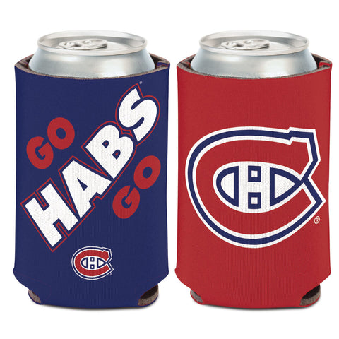 Montreal Canadiens Can Cooler Slogan Design