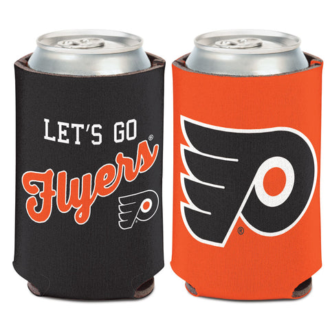 Philadelphia Flyers Can Cooler Slogan Design