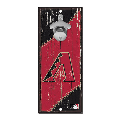 Arizona Diamondbacks Wood Bottle Opener 5x11""