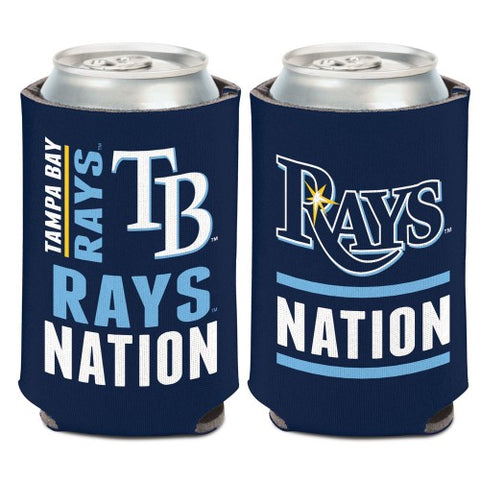 Tampa Bay Rays Can Cooler Slogan Design