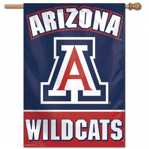 Arizona Wildcats Banner 28x40 Vertical
