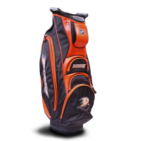 Anaheim Ducks Golf Bag - Victory Cart Bag