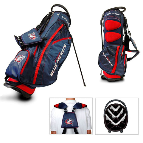 Columbus Blue Jackets Golf Stand Bag